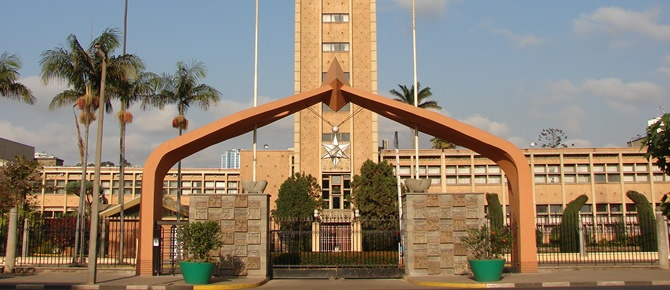 VIDEO: Kenyan lawmaker threatens to punch female colleague in parliament