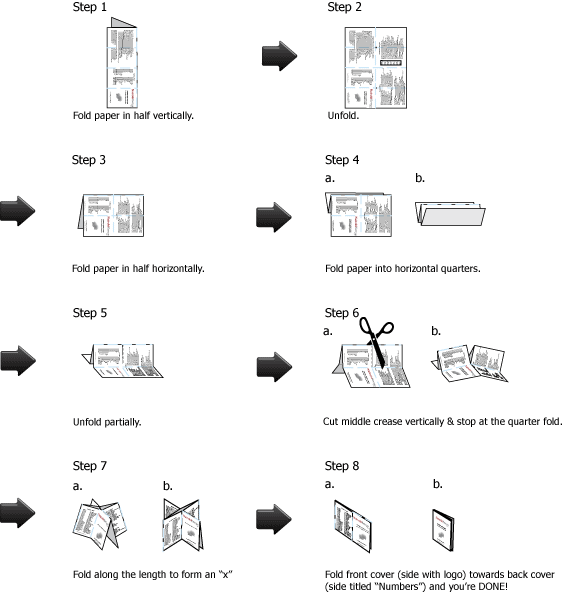 Folding Instructions