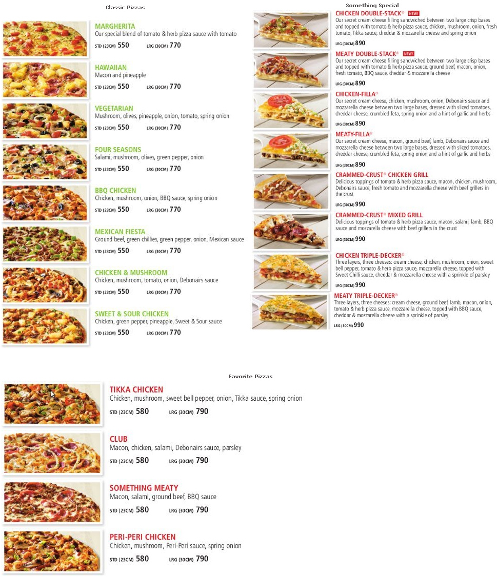 target audience for debonairs pizza Our mission taste is a south it competes in the same category as debonairs pizza st elmo's and scooters pizza brands all the brands target consumers in.