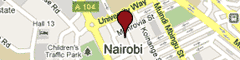 Nairobi Map