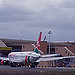 Terminal 1A JKIA Kenya Airways