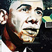 Obama mural at The Godown